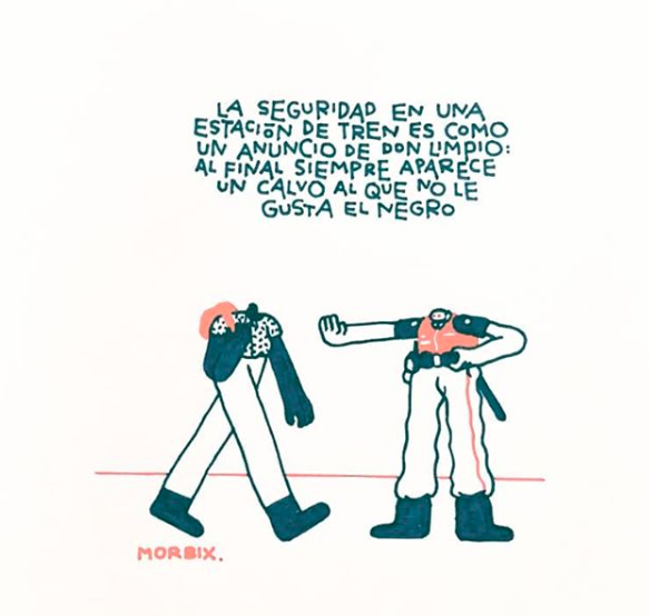 Morbixx ilustración